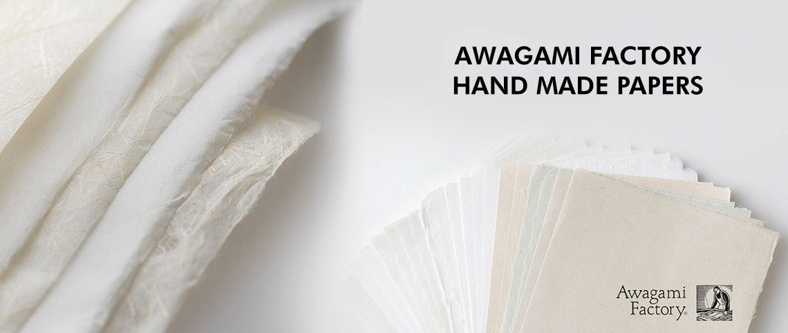 Awagami Factory Handmade Papers