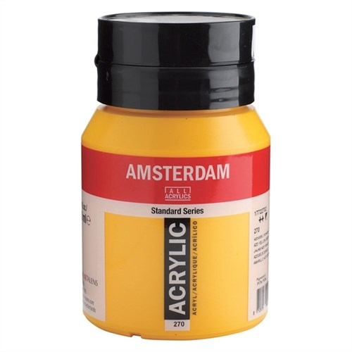 Talens Amsterdam Akrilik Boya 600ml Azo Yellow Dp