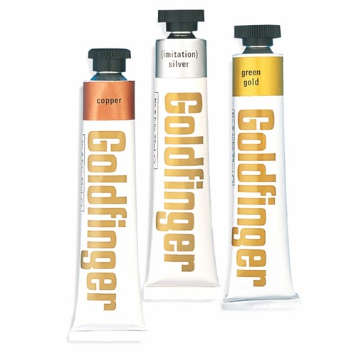 Daler Rowney Parmak Yaldız Goldfinger 22 ml 675 Sovereign Gold