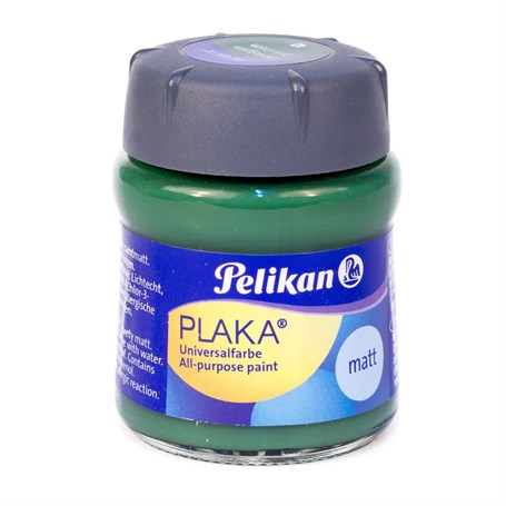 Pelikan Plaka Boyası Matt 50 ml 47 Dark Green