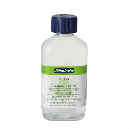 Schmincke Fixative For Pastels 200 ml