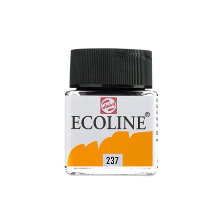 Talens Ecoline Sıvı Sulu Boya 30 ml 237 Deep Orange