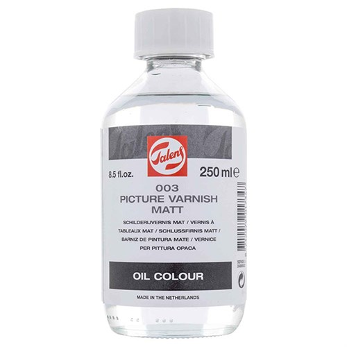 Talens  Picture Varnish Matt oil color 250ml