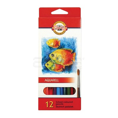 Kohinoor Aquarell 12li set 3716
