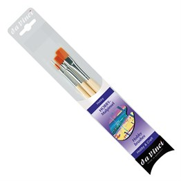 5268 Seri No: 0 Hobby Brush Set 304 / 4-8-12