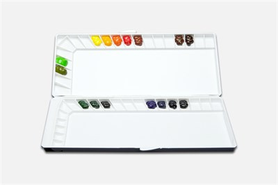 MİJELLO MWP 3040 WATERCOLOR PALETTE 40