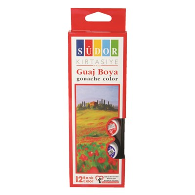 Südor Guaj Boya set 12x15ml