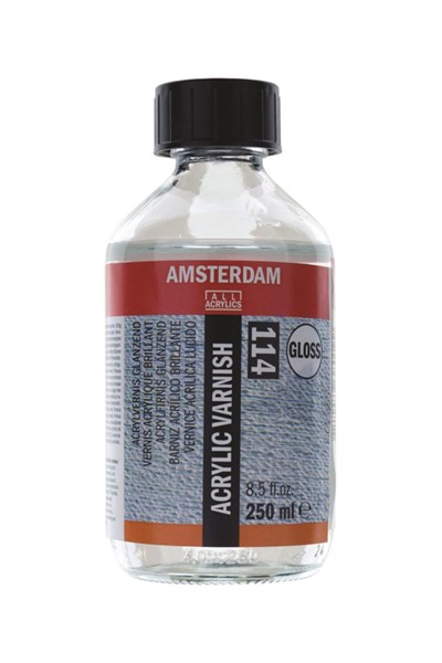 Amsterdam Acrylic Varnish Gloss 250ml