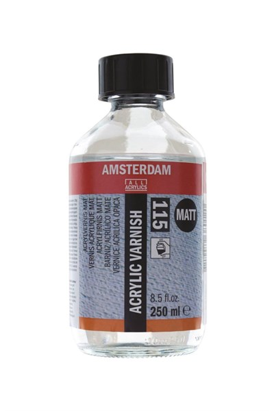 Amsterdam Acrylic Varnish Matt 250ml