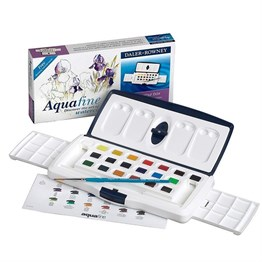 Aquafıne 20 Hp Plastıc Box Set