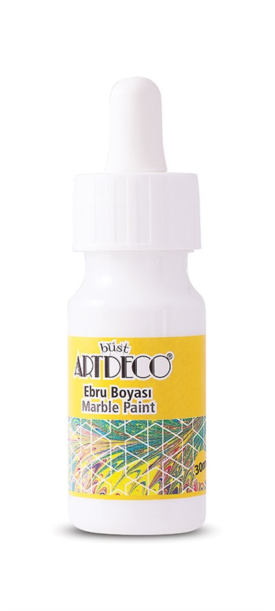 Artdeco Spreading Enhancer For Marbling Dyes 30 Ml