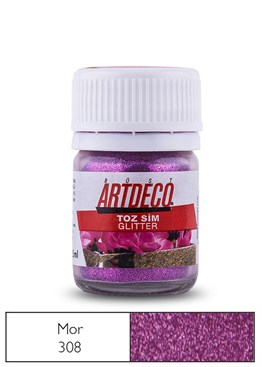 Artdeco Glitter Powder Sim 25 ml 308 Violet