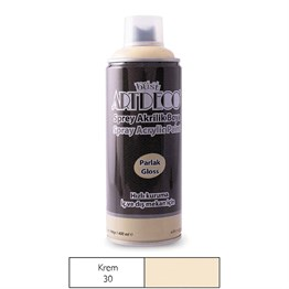 Artdeco Spray Acrylic Paint 400 ml 30 Cream