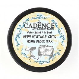 Cadence Very Vintage Home Decor Wax 50 ml Koyu Kahve