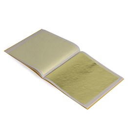 Eytzinger Citrongold 18 Carat Gold Leaf Green Book
