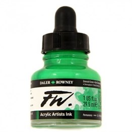 Fw Ink 29,5Ml Emerald Green