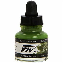Fw Ink 29,5Ml Olıve Green