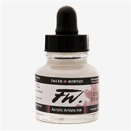 Fw Ink 29,5Ml Shımmerıng Red