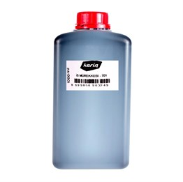 Karin Lampblack Ink 701 Black 1000 ml