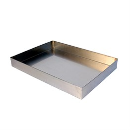 Karin Stainless Steel Marbling Tray A3 30 x 43 cm