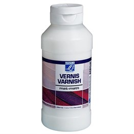 Lefranc Matt Varnish 250 Ml