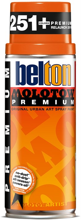 Molotow Sprey Boya 400Ml N:014 Dare Orange