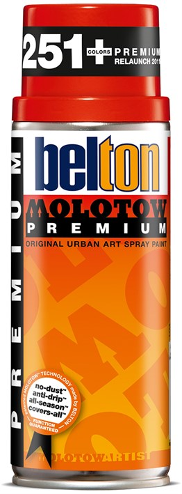 Molotow Sprey Boya 400Ml N:016 Traffic Red