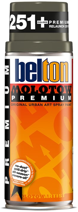 Molotow Sprey Boya 400Ml N:211 Stone Grey Dark