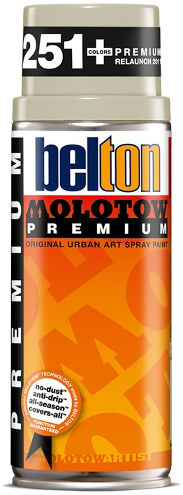 Molotow Sprey Boya 400Ml N:213 Stone Grey Light