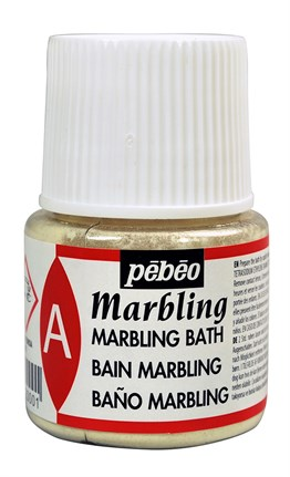 Pebeo 192 Marbling Thickener 45 Ml Jar