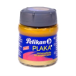 Pelikan Plaka Boyası Matt 50 ml 61 Rich Gold