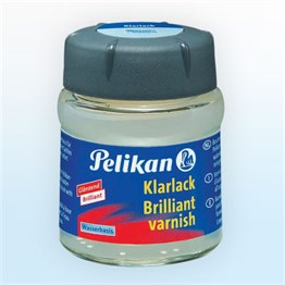 Pelikan Plaka Boyası Matt 50 ml Antique Varnish