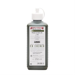 Schmincke Aero Color Akrilik Mürekkep 250 ml 503 Olive Green