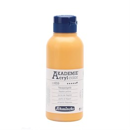 Schmincke Akademie Akrilik Boya 250 ml 659 Naples Yellow