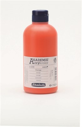 Schmincke Akademie Akrilik Boya 500 Ml 230 Orange