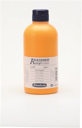 Schmincke Akademie Akrilik Boya 500 Ml 226 Indian Yellow