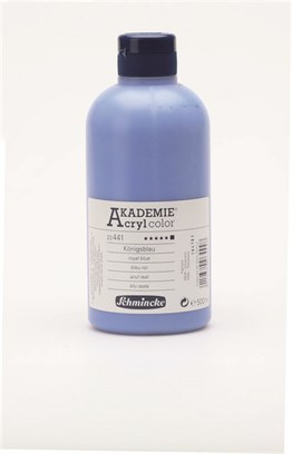 Schmincke Akademie Akrilik Boya 500 Ml 441 Royal Blue