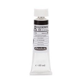 Schmincke Akademie Öl Color Yağlı Boya 60 ml Seri 1 704 Lamp Black