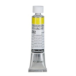 Schmincke HKS Designers Gouache 20 ml 202 Lemon Yellow