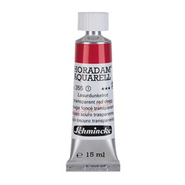 Schmincke Horadam Aquarell Artist Sulu Boya 15 ml Tüp Seri 1 355 Transparent Red Deep