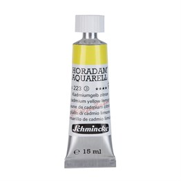Schmincke Horadam Aquarell Artist Sulu Boya 15 ml Tüp Seri 3 223 Cadmium Yellow Lemon