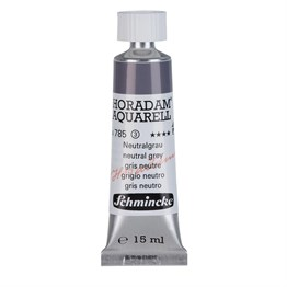 Schmincke Horadam Aquarell Artist Sulu Boya 15 ml Tüp Seri 3 785 Neutral Grey