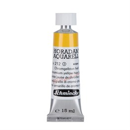 Schmincke Horadam Aquarell Artist Sulu Boya 15 ml Tüp Seri 2 212 Chrome Yellow Light No Lead