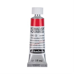 Schmincke Horadam Aquarell Artist Sulu Boya 15 ml Tüp Seri 3 Quinacridone Red Light