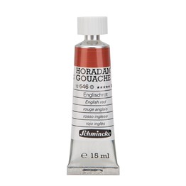 Schmincke Horadam Gouache Artist Guaj Boya 15 ml Seri 1 646 English Red