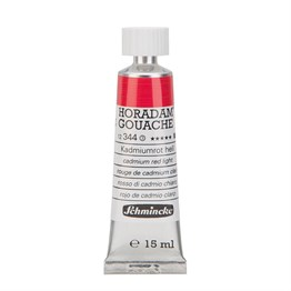 Schmincke Horadam Gouache Artist Guaj Boya 15 ml Seri 3 344 Cadmium Red Light