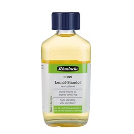 Schmincke Mediums 005 Stand Linseed Oil 200 ml