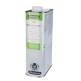 Schmincke Medium 071 RAPID Undercoat 1 Suni Çatlatma Astarı 1000 ml