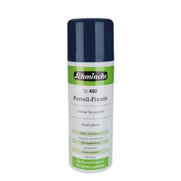 Schmincke Medium 402 Fixative For Pastels Pastel Fiksatifi Sprey 300 ml