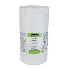 Schmincke Medium 518 Gesso Hafif Emici Astar 1000 ml